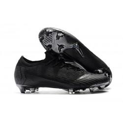 Zapatos de Fútbol Nike Mercurial Vapor 12 Elite FG Negro