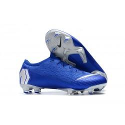 Nike Zapatillas de Futbol Mercurial Vapor XII Elite FG Azul Plata