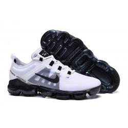 Zapatillas Nike Air VaporMax 2019 Para Hombres Blanco Negro