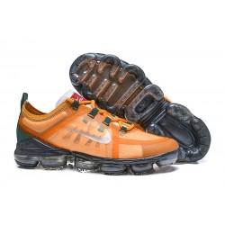 Zapatillas Nike Air VaporMax 2019 Para Hombres Naranja Metal