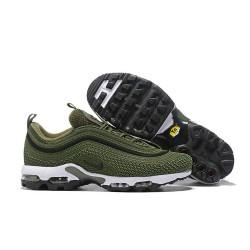 Zapatillas Nike Air Max 97 Plus Hombres - Verde
