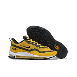Zapatos Nike Air Max Plus 97 Sequent Amarillo Negro