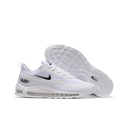 Zapatos Nike Air Max Plus 97 Sequent Blanco