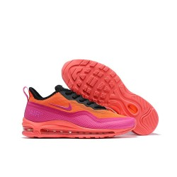 Zapatos Nike Air Max Plus 97 Sequent Rosa Naranja