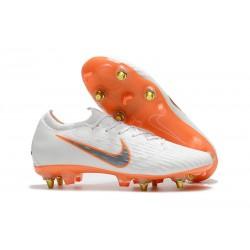 Nike Mercurial Vapor XII Elite SG-Pro AC Blanco Naranja