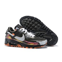 Zapatillas OFF White x Nike Air Max 90 - Multicolor