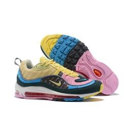 Zapatillas Nike Air Max 98 Para Hombres - Multicolor