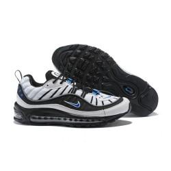 Zapatillas Nike Air Max 98 Para Hombres - Negro Blanco