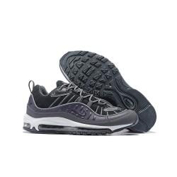 Zapatillas Nike Air Max 98 Para Hombres - Negro Azul