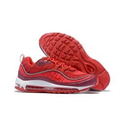 Zapatillas Nike Air Max 98 SE Para Hombres - Rojo