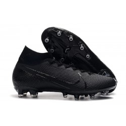 Nike Zapatillas Mercurial Superfly 7 Elite AG-Pro Negro