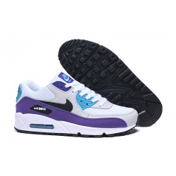 Zapatillas Nike Air Max 90 Blanco Violeta