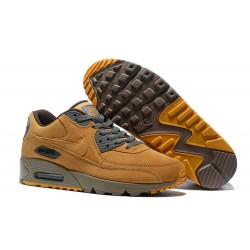 Zapatillas Nike Air Max 90 Marron Gris