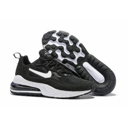 Zapatilla Nike Air Max 270 React Negro Blanco