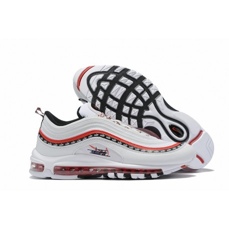 Nike Air Max 97 PREMIUM Zapatillas Blanco Rojo