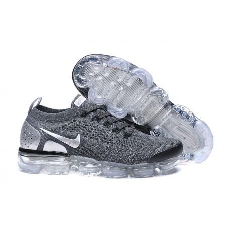 Zapatillas Nike Air Vapormax Flyknit 2 Gris Argento