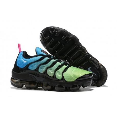 Zapatillas - Nike Air VaporMax Plus Azul Verde