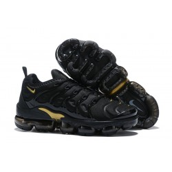 Zapatillas - Nike Air VaporMax Plus Negro Oro