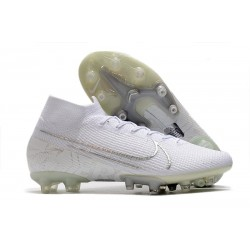Nike Zapatillas Mercurial Superfly 7 Elite AG-Pro Blanco