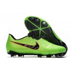 Nike Zapatillas de Futbol Phantom Venom Elite FG Verde Strike Negro