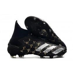 Nuevo adidas Predator Mutator 20+ FG Paul Pogba Negro Gris