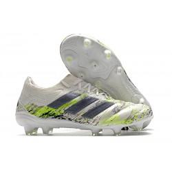 Zapatillas adidas Copa 20.1 FG Blanco Negro Verde