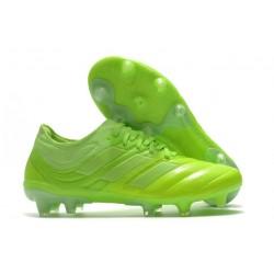 Zapatillas adidas Copa 20.1 FG Verde Blanco