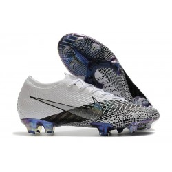 Nike Zapatos Mercurial Vapor XIII Elite FG Dream Speed 3 - Blanco Negro