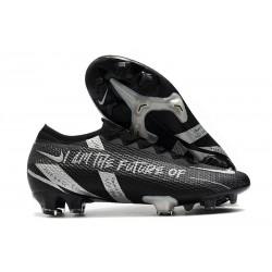 Nike Zapatos Mercurial Vapor XIII Elite FG Future Negro Plata