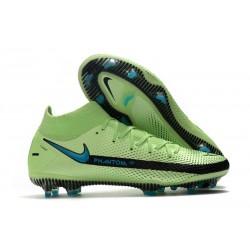 Nike para Hombre para Fútbol Phantom Gt Elite Df Fg Verde Negro