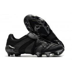 Botas De Futbol Adidas Predator Accelerator FG - Negro