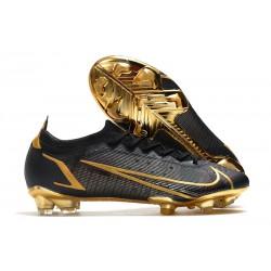 Zapatos Nike Mercurial Vapor 14 Elite FG Negro Oro